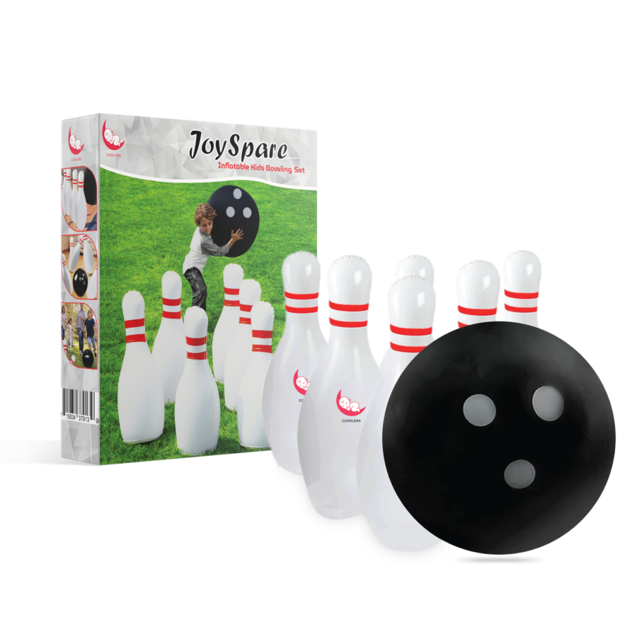 Inflatable bowling Set